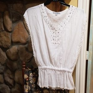 Beaded ny collection top